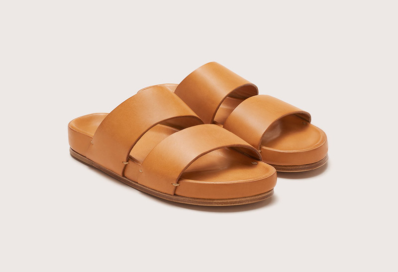 fe11b9119072 FEIT s handmade Leather Sandals are effortlessly sleek and the perfect  minimalist look for the summer