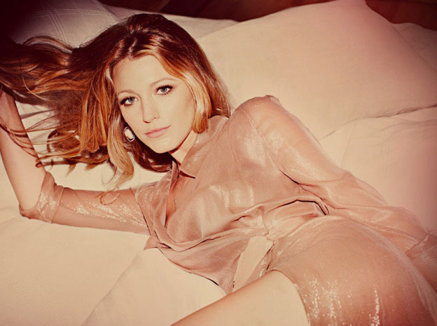 Blake Lively Marie Claire. Blake Lively, looking amazing