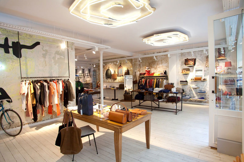 Popular clothing stores in london