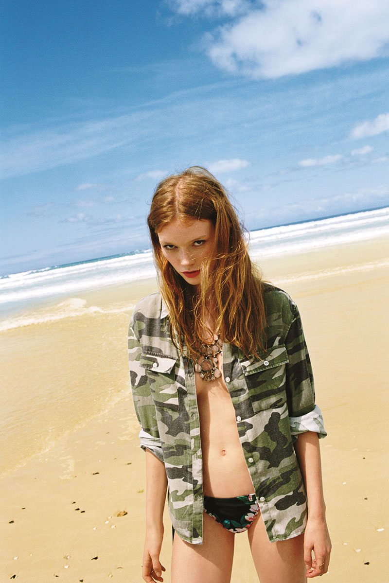 Urban Outfitters Head To The Beach For Their 2013 Summer