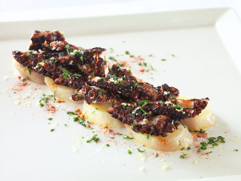 Braised-Octopus