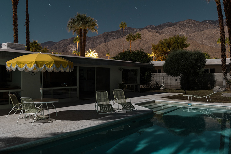 Tom blachford shoots palm springs classic mid century for Buy house palm springs